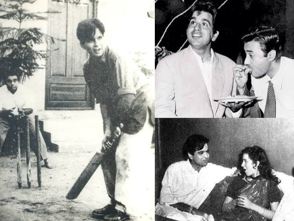 Happy Birthday Dilip Kumar: These Rare Photos Of The 'First Khan' Of Bollywood Are Priceless!