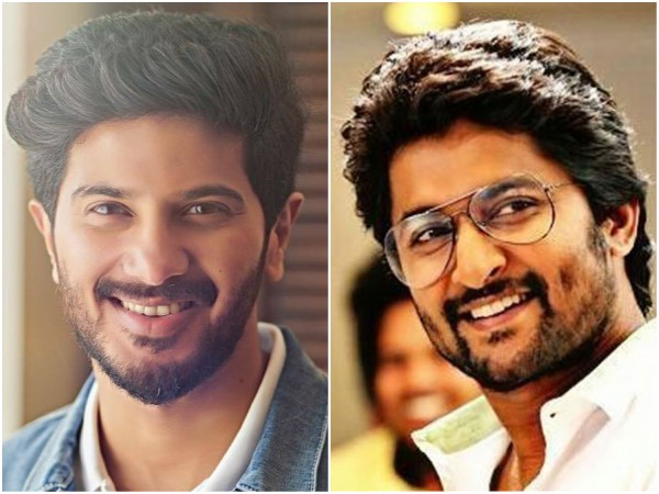 Dulquer Salmaan & Telugu Actor Nani To Team Up For An Upcoming Movie?