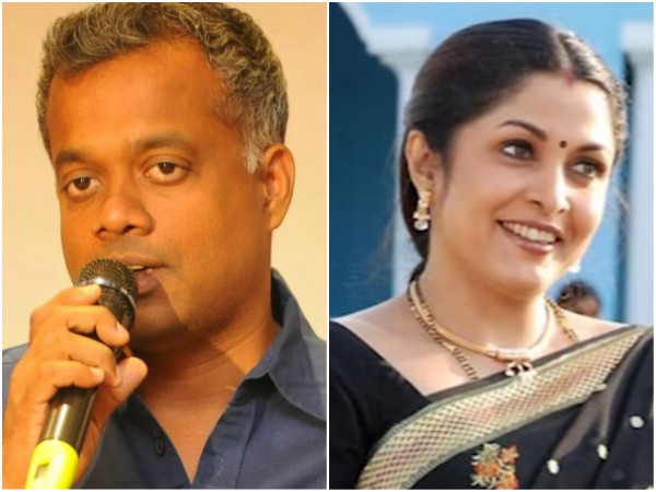 Ramya Krishnan In Gautham Menon's Web Series About Jayalalitha's Biography?