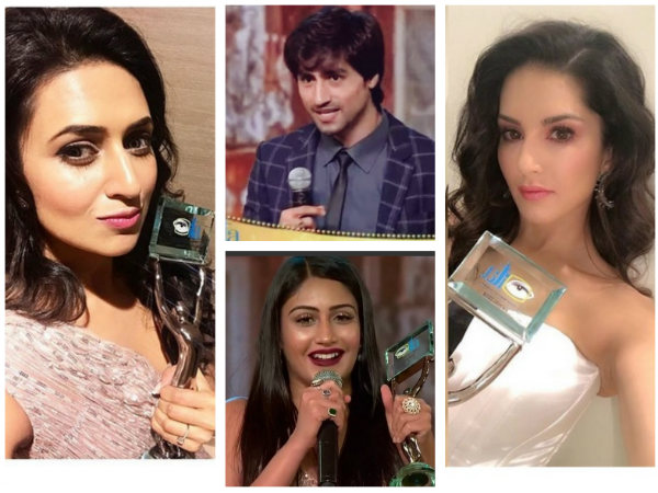 ITA 2018 Winners List: Divyanka Tripathi, Surbhi Chandna, Harshad Chopda & Others Bag Awards!