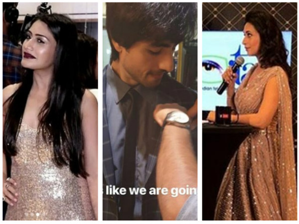 ITA Awards 2018: Surbhi Chandna, Harshad Chopda, Surbhi Jyoti, Helly Shah & Others Grace The Event!