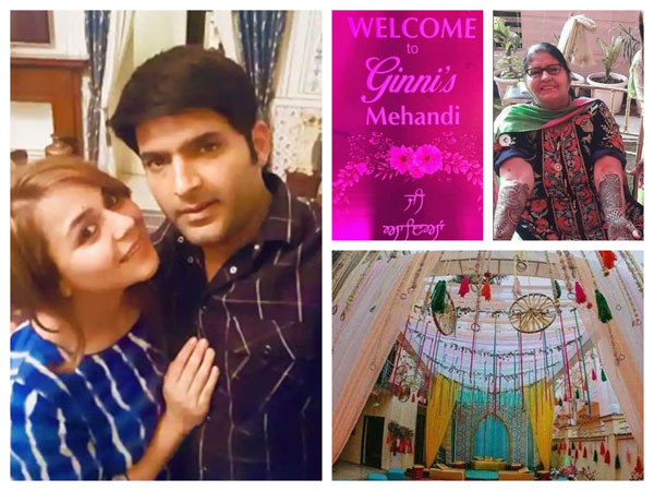 Kapil Sharma-Ginni Wedding: Venue For Mehendi Is All Decked Up; Special Arrangements Made For Guests