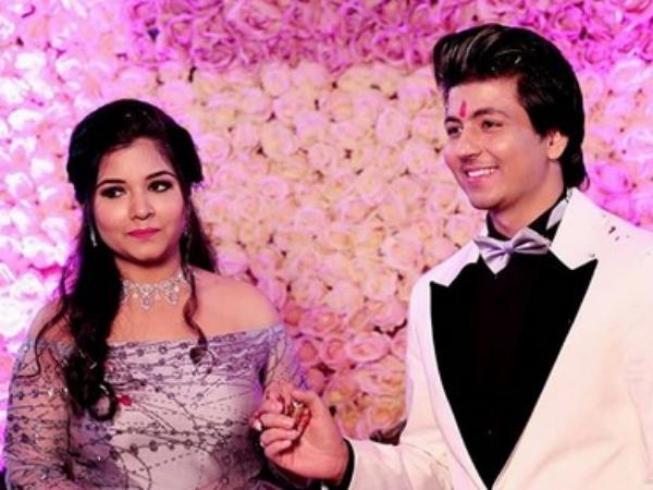 Yeh Rishta Kya Kehlata Hai's Anmol Aka Karan Pahwa Gets Engaged! (PICS)