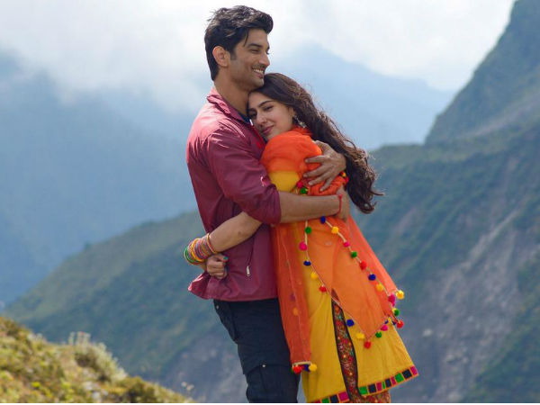 Kedarnath SATURDAY (Second Day) Box Office Collection: The Sushant & Sara Starrer Sees A Big Jump