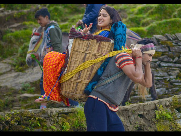 Kedarnath Sunday (Day 3) Weekend Box Office Collection: Sushant & Sara Starrer Keeps Up The Momentum
