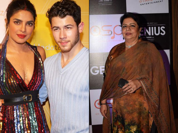 Madhu Chopra Shuts Down A Netizen For Trolling Priyanka For Wearing Mangalsutra & Sindoor!