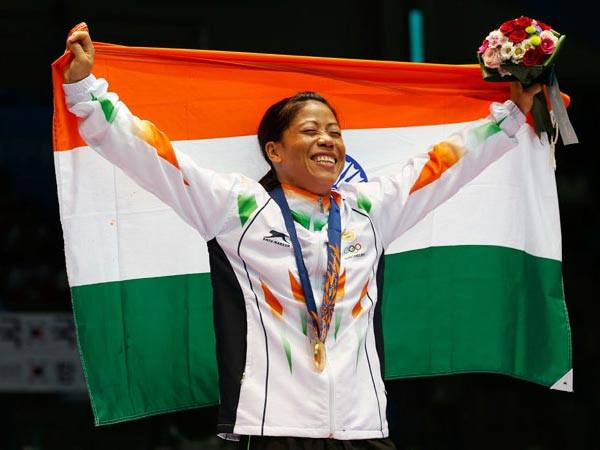 Mary Kom On Her Sixth Win At World Championship
