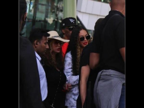 Isha Ambani- Anand Piramal's Wedding: Beyonce Knowles Arrives In Udaipur