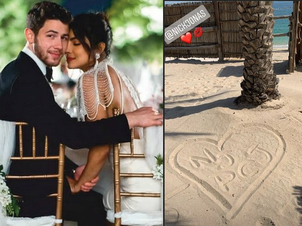 Newlyweds Priyanka Chopra & Nick Jonas Go For Their Honeymoon To Oman? This Picture Drops A Hint!