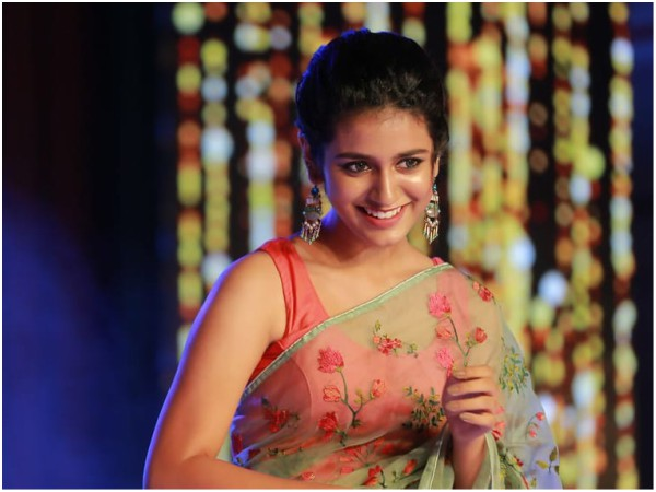 Priya Prakash Varrier Overtakes Bollywood Celebrities To Become The Most Searched Personality!