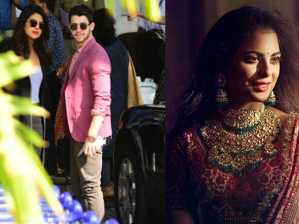 Priyanka Chopra, Nick Jonas, Karan Johar & Others Head To Udaipur For Isha Ambani's Wedding?