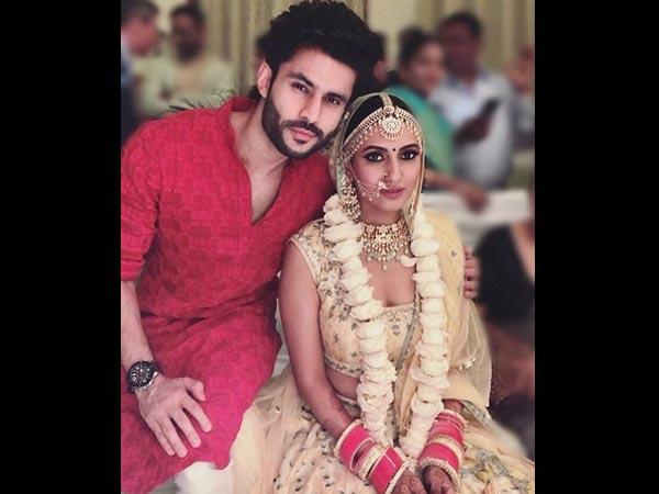 Additi Gupta Makes A Beautiful Bride