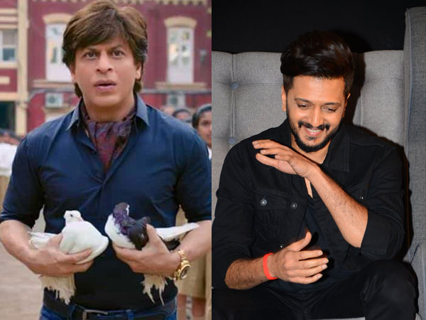 After Shahrukh Khan, Riteish Deshmukh To Play A Dwarf In Sidharth Malhotra's Marjaavaan!
