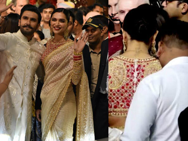 Deepika Padukone Still Has The 'RK' Tattoo; This Pic From Isha Ambani's Wedding Hints So!