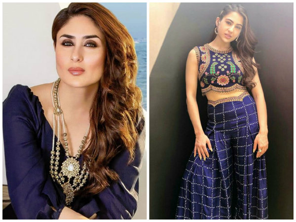 Kareena Kapoor To Welcome Sara Ali Khan To Bollywood By Throwing A Grand Party!