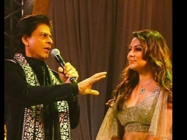 Shahrukh Khan Reacts STRONGLY To Being TROLLED For Dancing With Gauri Khan At Isha Ambani's Sangeet