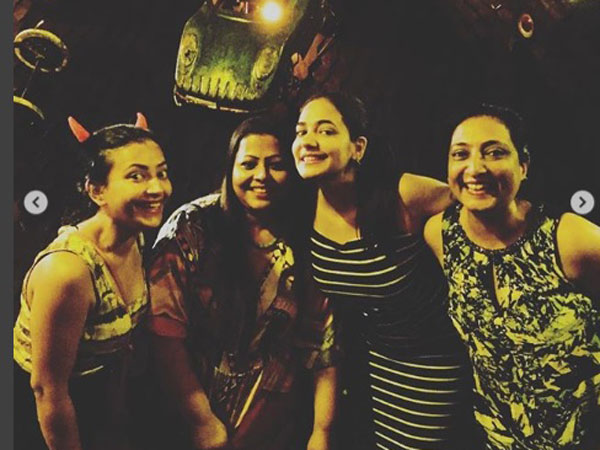 Shweta's Bachelorette Party Was Hosted By Surbhi
