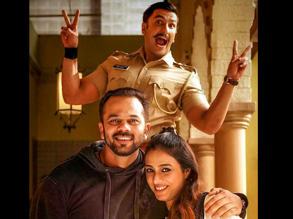 A Rs 75-crore opening weekend for 'Simmba'
