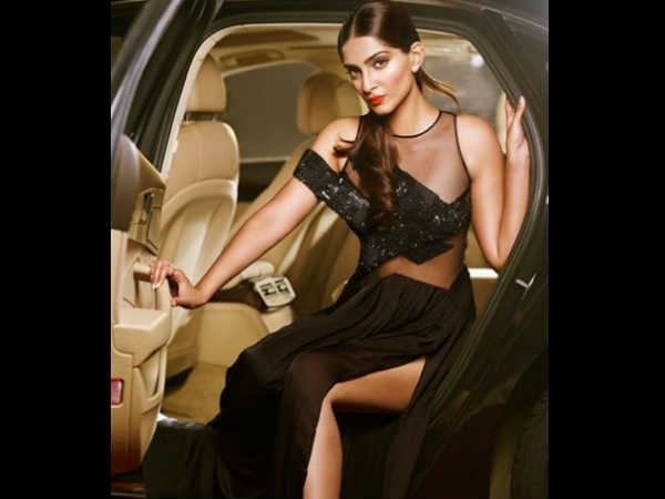 Sonam Lashed Out At The Sexiest Article