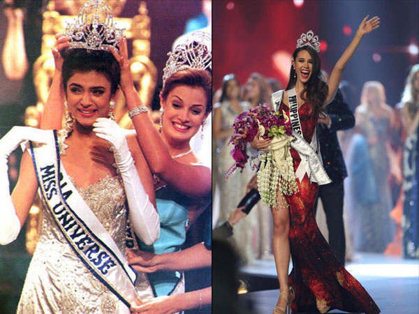 Sushmita Sen Congratulates Miss Universe 2018 Winner Catriona Gray With An Adorable Post!