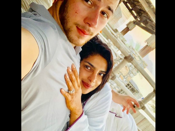 Priyanka Chopra Is In 'Marital Bliss', Shares A Romantic Photo With Nick Jonas From Their Honeymoon