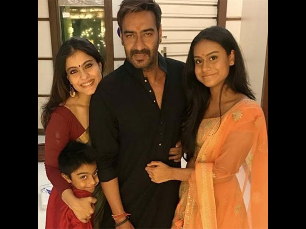 Ajay Devgn Is A Hysterical Parent As He Constantly Needs Updates On Nysa & Yug's Whereabouts: Kajol