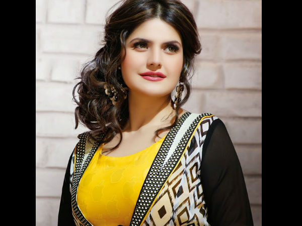 Zarine Khan Meets With Massive Accident In Goa: Biker Rams Into Zarine's Car