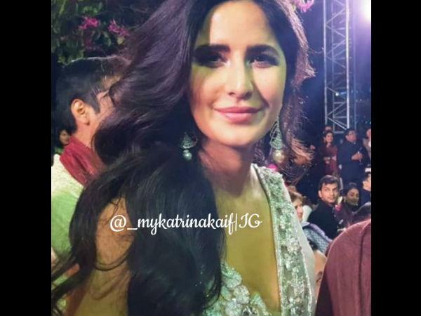 INSIDE PICTURES! Shahrukh Khan, Priyanka Chopra & Katrina Kaif CLICKED At Isha Ambani's Sangeet