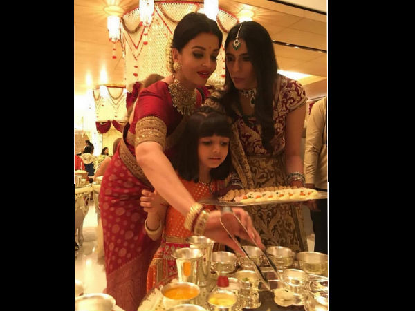 Abhishek Bachchan Reveals Why Aishwarya Rai, Shahrukh & Aamir Served Foods At Isha Ambani's Wedding!
