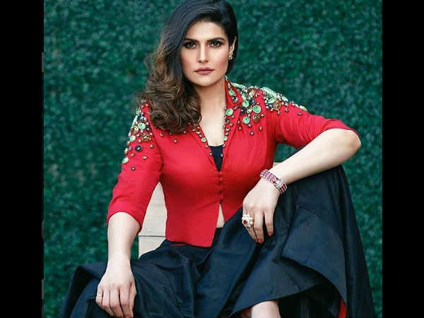 Zareen Khan Deeply Shaken After Her Car Accident; Says, 'I Haven't Stopped Crying Since It Happened'