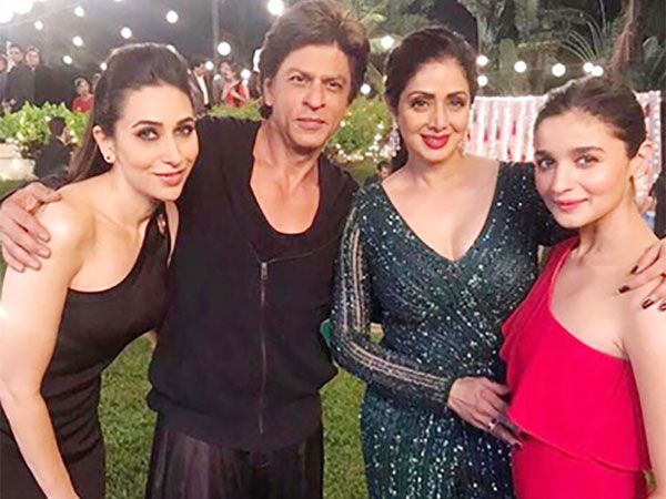 Shahrukh Khan Reveals Details About Late Actress Sridevi's Cameo In Zero!
