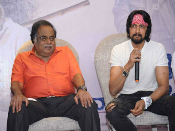 Sudeep Says Nobody Deserves To Take Ambarish's Place; But Suggests Two Actors As Head Of  Sandalwood
