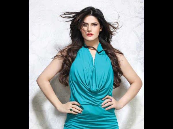 Zareen Khan On Aurangabad Incident