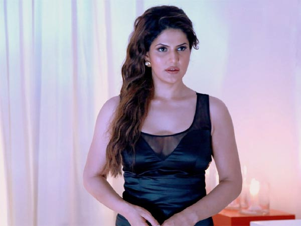 Zareen Khan On People's Sick Mentality Who Try To Touch Women Inappropriately