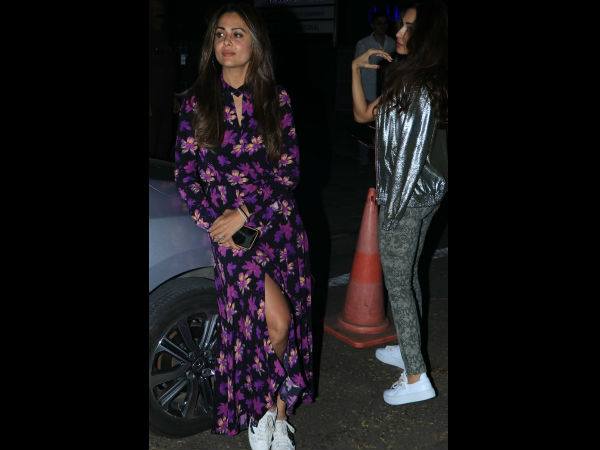 Amrita Arora Is Snapped With Her Sis Malaika