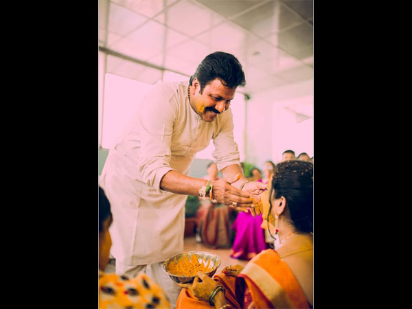 BC Patil's Daughter Srushti's Wedding Pictures LEAKED; Father-Daughter Bonding Will Melt Your Heart!