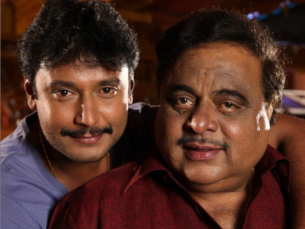 Happy Birthday To Challenging Star Darshan Love For Ambarish Is Unconditional Here The Proof