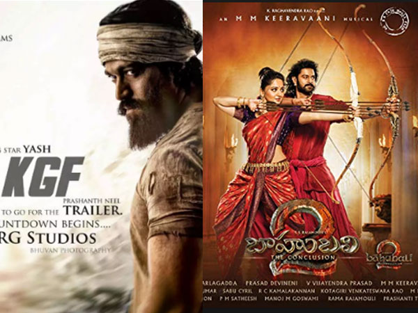 Yash Kgf Chapter 1 To Break Baahubali 2 The Conclusion Record At Karnataka Box Office Details Inside