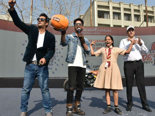 Shahid Is A Witness To A Guinness World Record Event