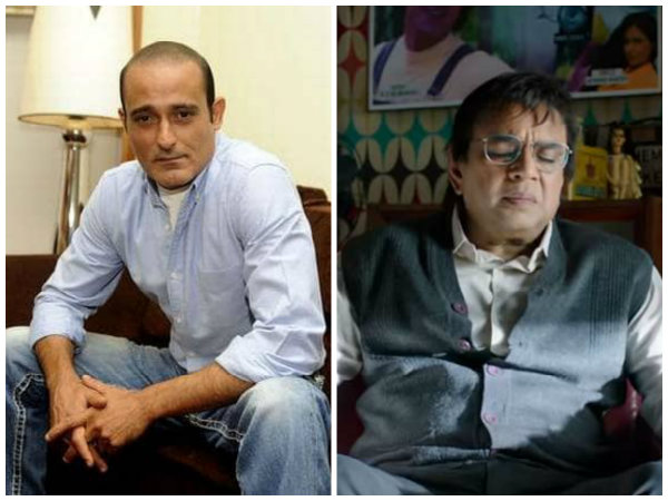 Akshaye Khanna Had To Play The Role Of Sunil Dutt