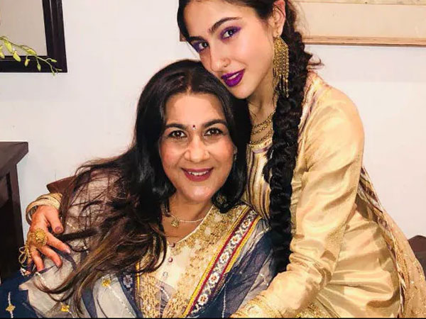 Sara Ali Khan & Amrita Singh Claim Rights To A Bungalow Worth Crores Of Rupees In Dehradun!