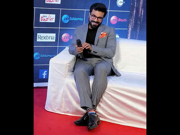 Ram Charan At His Stylish Best