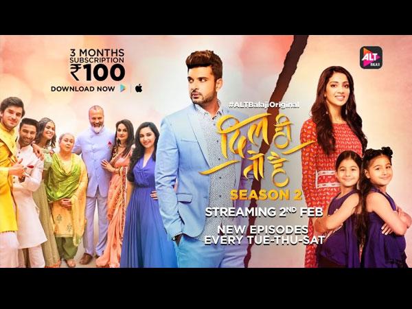 <strong>Most Read: Karan Kundra & Yogita's Dil Hi Toh Hai Season 2 Trailer Reminds Us Of Kabhi Khushi Kabhie Gham!</strong>