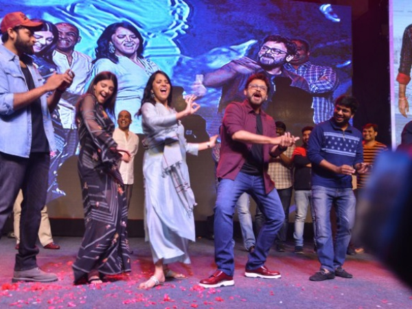 F2 Success Meet: Venkatesh And Varun Tej Have A Blast As They Celebrate In Style