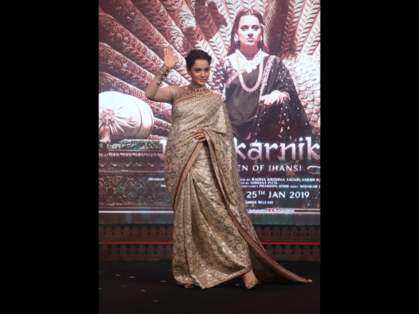 Kangana Is Fit To Be Royal