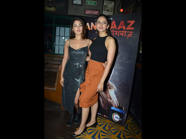 Pictures | Saqib Saleem Rhea Chakraborty Aahana Kumra Attend