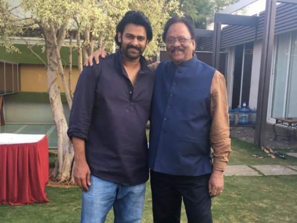 Happy Birthday Krishnam Raju : 'Rebel' Shares Some Big News About Prabhas' Marriage