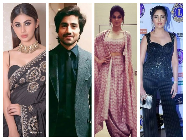 Lions Gold Awards: Mouni Roy, Jennifer Winget, Harshad Chopda & Others Rock The Red Carpet!