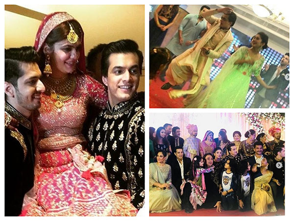 Mohsin Khan Sister S Wedding Divyanka Tripathi Shivangi Joshi Yeh Rishta Kya Kehlata Hai Actors Attend Mohsin Shivangi Dance Video Goes Viral Filmibeat Reluctant to accept the marriage at first, she kept a distance with her nominal husband. mohsin khan sister s wedding divyanka
