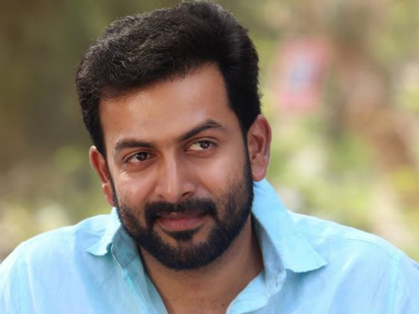 Prithviraj Opens Up About The Possibilities Of Directing A Film In Hindi!